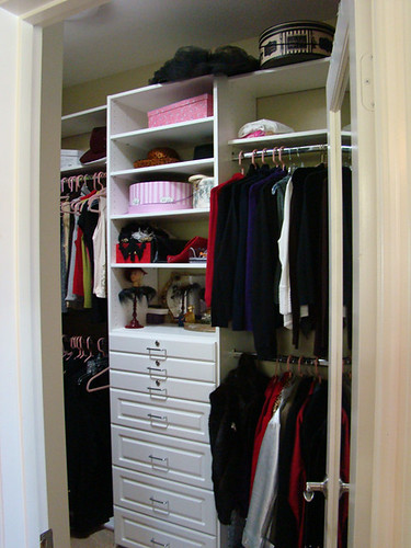 Walk in closet separate his and hers walk in closets for His and hers closet
