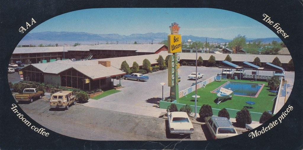 El Capitan Motor Lodge & Casino - Hawthorne, Nevada