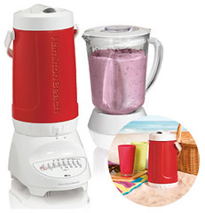 Hamilton Beach Thermal  Cup Coffee Maker With Travel Mugs