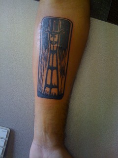 Sutro Tower Tattoo | by chrisr