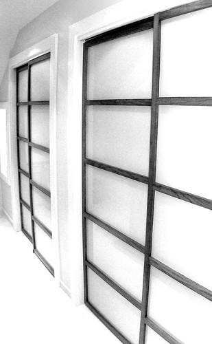 how to build shoji doors