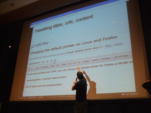 SEO from Google, WordPress - Andrew Mager - Flickr