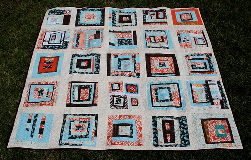 Block Party Quilt | by alissahcarlton