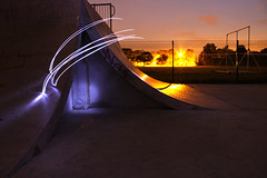Skate Park Curves | by Brian Tomlinson Photography