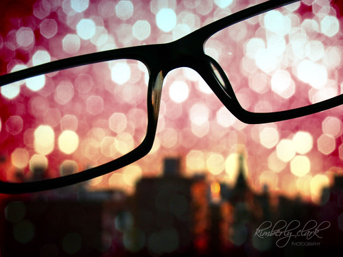 ............I see s c a r l e t bokeh | by Just Kimberlee