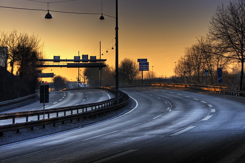 no traffic | by Wolfgang Staudt