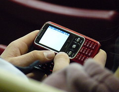 Stop texting & watch the game | by Lorianne DiSabato