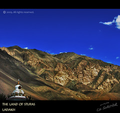 the Land of Stupas | by CoSurvivor