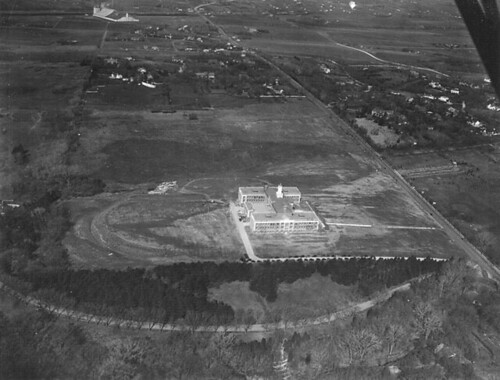 08_ASH Aerial from East_1938 | by UNO Criss Library