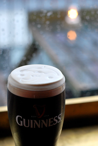 Day 151 / May 31, rainy Sunday @Failte today's my guinness #1 umbrella | by [puamelia]