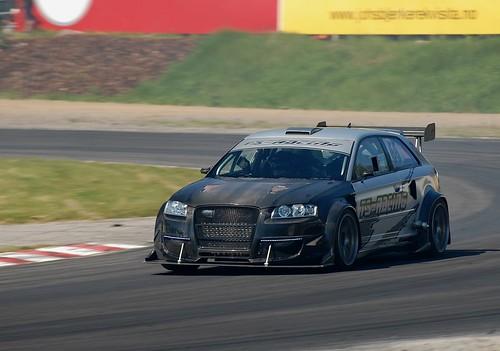 Audi A3 Quattro TS-Racing | Gatebil Rudskogen sunday 31 mai … | Flickr