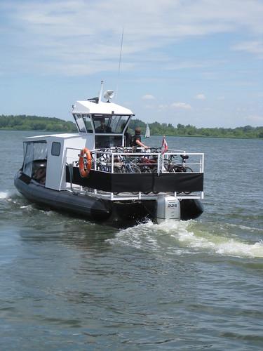 Ferry Boucherville Islands