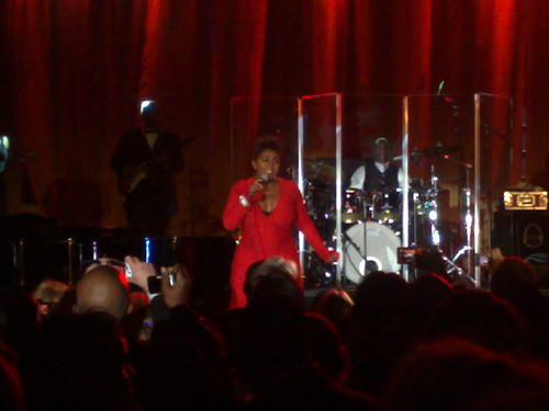 Anita Baker Performs @ Lincoln 2.0 Ball | by Geoff Livingston