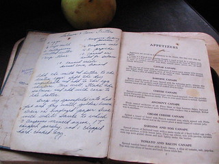 Grandma's cookbook: handwritten recipe | by litlnemo