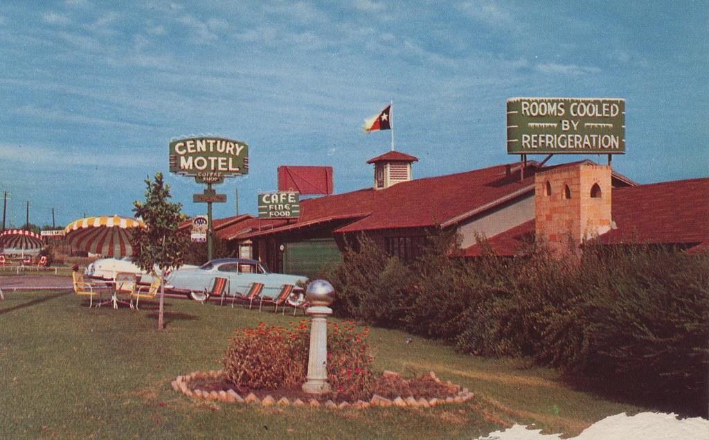 Century Motel - Fort Worth, Texas