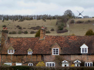 Cobstone Mill at Ibstone overlooking Turville. | by rosa71uk