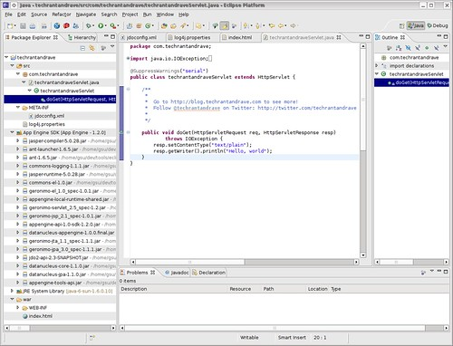 Google eclipse plugin for Java | by georgewsu
