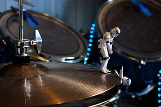 Hi-hat accident | by DocChewbacca