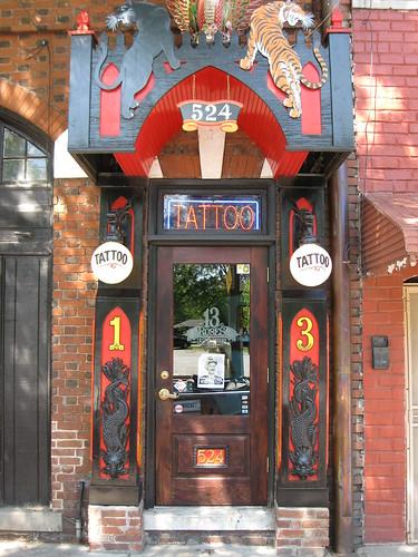 tattoo parlor east atlanta village atlanta georgia sto