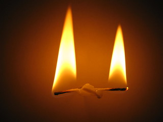 My candle burns at both ends; it will not last the night | by frankieleon