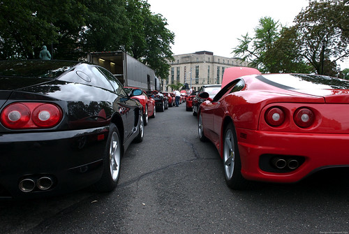 ferrari club of america new england region 2009 concorso by. Cars Review. Best American Auto & Cars Review