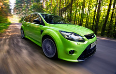 Ford Focus RS | by egoistrs