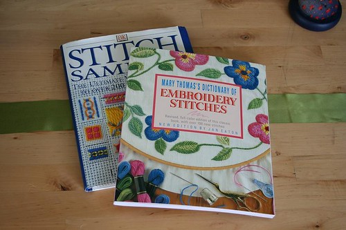 Stitch dictionaries | by turning*turning