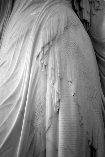 Detail of The Veiled Rebecca by Giovanni Maria Benzoni | by Michael Casey