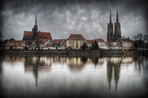 wroclaw: the waterfront | by smif