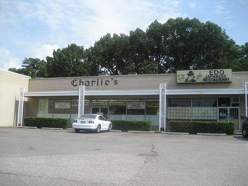 Charlie 39 s meat market edo japanese restaurant on summer for Charlie s fish market