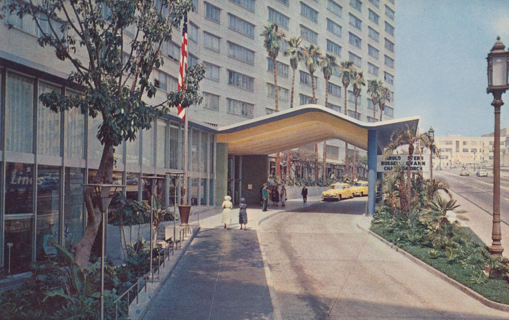 Statler Hotel - Los Angeles, California