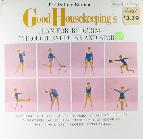 Exercising with Good Housekeeping | by kevin dooley