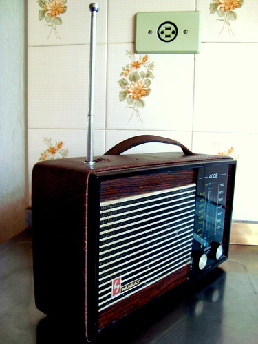 Radio Bedside Wansat 4002 - Box Courvin | by [JP] Corrêa Carvalho - يوحنا بولس