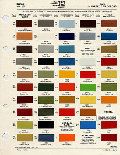 Ppg Paint Color Samples