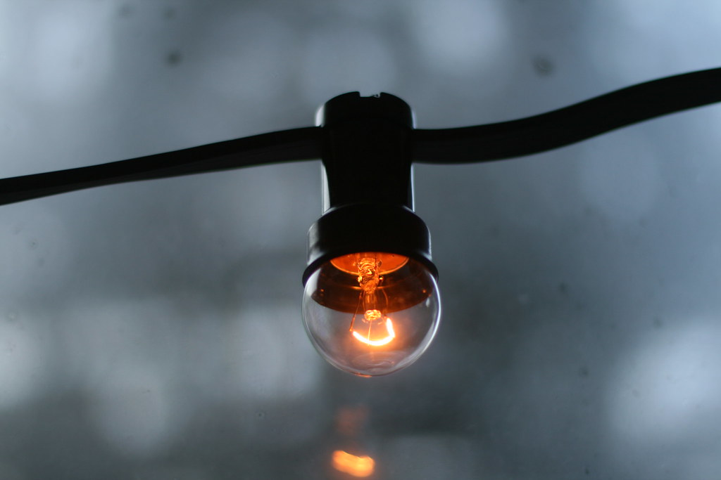 ... Dim Light Bulb | By Wheany
