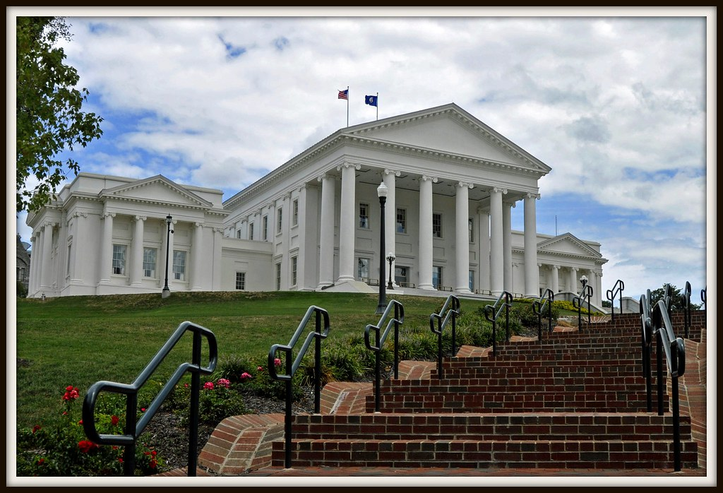 Image result for virginia state house