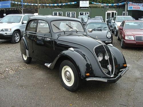 Peugeot 202 BH 1939