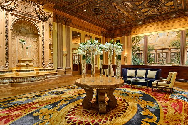 Millennium Biltmore Hotel Los Angeles - Lobby_NAUS0389_1