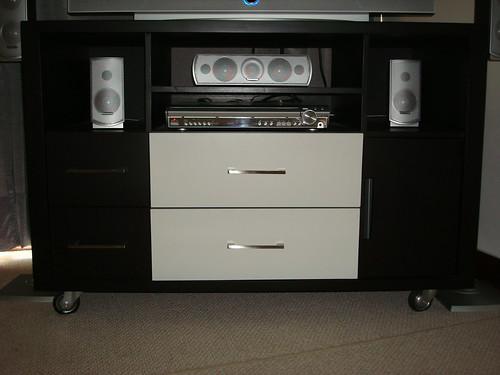 Mueble tv mueble tv 80 cm alto 52 cm ancho y mt for Mueble 80 cm ancho