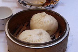 steamed pork bun | by ornithes