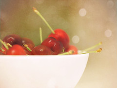 :: cherries :: | by ArtByChrysti