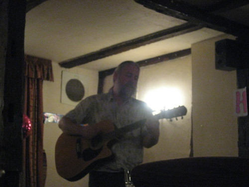 Andy Roberts @ Havering Folk Club | by LindaH