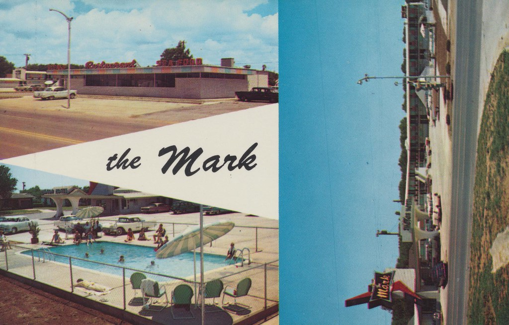 The Mark Motor Hotel and Restaurant -  Weatherford, Oklahoma