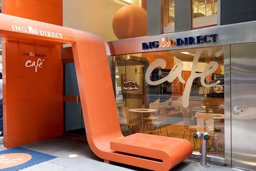 Ing Cafe New York