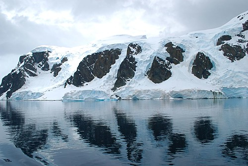 Antarctic Reflection | by nhillgarth