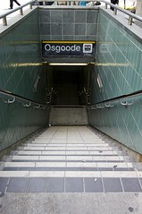 Osgoode Station Stairs | by Stephen Gardiner