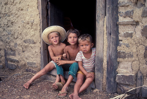 Portrait of young children | by World Bank Photo Collection