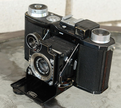 Zeiss Ikon Super Nettel Manual