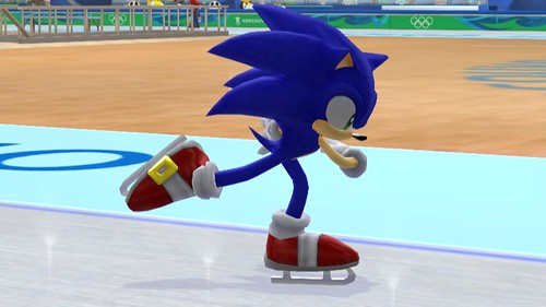 Wii Speedskating | by Mario & Sonic at the Olympic Winter Games