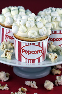 Popcorn Cupcakes | by Sweetness in Seattle